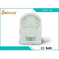 China 120° 5m range Auto Detector  Infrared Motion Sensor Lamp 6pcs light lamp on sale