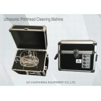 Wholesale Stainless Steel Ultrasonic Printhead Cleaner 60w For Seiko Printhead from china suppliers