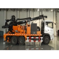 Wholesale 10000NM Hydraulic 600m Truck Mounted Drill Rig from china suppliers