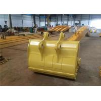 Wholesale 0.4-3m3 Capacity Excavator Digging Bucket Construction Equipment Attachments from china suppliers