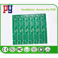 Wholesale 1.6mm Thickness FR4 PCB Board 1oz Copper Green Solder Mask Color High Precision from china suppliers
