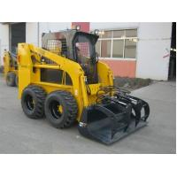 China New Hydraulic Pump Mini Electric Skid Steer Loader With Bucket on sale