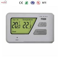 China Non-programmable Digital Temperature Control Floor Heating Room Thermostat on sale