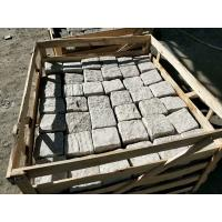Wholesale Outdoor Residential Granite Paving Stones / Laying Granite Paving Slabs from china suppliers