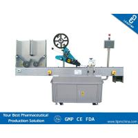 China Customized Automatic Labeling Machine for 10 Ml Dropper Bottle Automatic Small Filler on sale