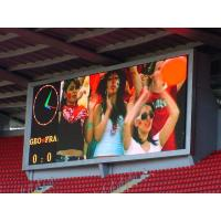 Buy cheap HD High Brightness Advertising LED Display Screen Pitch 10mm  For Stadium from wholesalers
