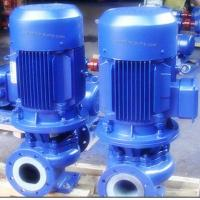Wholesale GBF Vertical fluorine plastic lined centrifugal pump corrosion resistant pump from china suppliers