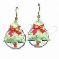 Wholesale Flashing Earrings in Christmas Design, Various Attractive Models are Available from china suppliers