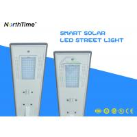 Wholesale Eco - Friendly Campus Motion Sensor Street Lights / Solar Powered Street Lamp from china suppliers