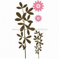 Wholesale Wall Stickers, Made of PVC and Vinyl, Suitable for Home Decoration, Available in Various Sizes from china suppliers