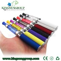 Wholesale hot sale newest Electronic Cigarette Rechargeable portable Electronic Cigarette ego ce4 from china suppliers