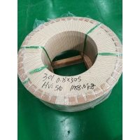 Wholesale SUS 301 Stainless Steel Strip Coil for Springs 1/2 Hard 3/4H Full Hard from china suppliers