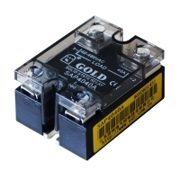 Wholesale 2500VAC Isolated 12v Single Phase SSR Relay 15a from china suppliers