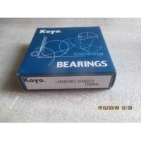 Wholesale Radial Direction Tapered Roller Bearings LM48548/10 Janpan Bearing For Automotives from china suppliers