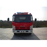 China Strong Lighting Capacity Light Fire Truck 360° Rotation Angle Conveniently on sale