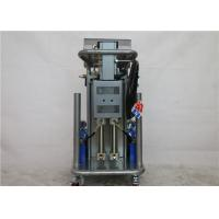 China 3 Or 1 Phase Industrial Spray Foam Insulation Equipment Full Pneumatic Drive Model on sale