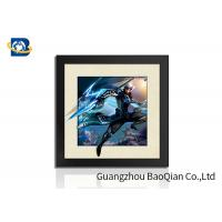 Wholesale Indoor Wall Art 5D Pictures Glossy / Matt / Offset Surface Effect No Harm Material from china suppliers