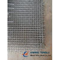 Wholesale 3Mesh Single Intermediate Crimped Wire Mesh for Vibrating, Architecture, Decorative from china suppliers