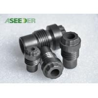 Wholesale Carbide Cross Slot Alloy Nozzle , High Hardness Wet Blasting Nozzle from china suppliers