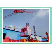 Wholesale 34m/Min Industrial Elevator Lift For Passenger And Material With Double Cages from china suppliers