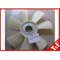 Wholesale VHS163063000 OEM KOBELCO J05E Engine Cooling Fan Blade for SK200-8 SK250-8 with 6 Hole 7 Blades from china suppliers