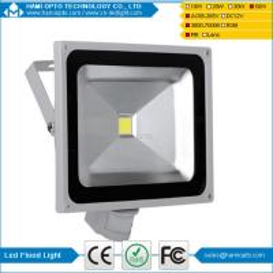 China 50W LED PIR Flood light Garden Spot Light Outdoor Landscape AC85-265V on sale