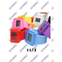 Wholesale Colorful Jelly Digital Watch from china suppliers