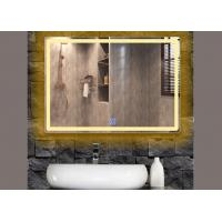 China Traditional Illuminated Bathroom Mirror Environmentally Friendly For Decorative on sale