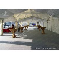 Wholesale High Peak Lining Style Aluminum Frame Water Resistant Tent Structure For Wedding Receptions from china suppliers