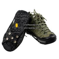 Wholesale Portable safety nonslip overshoes,Safety anti slip waterproof shoe covers from china suppliers