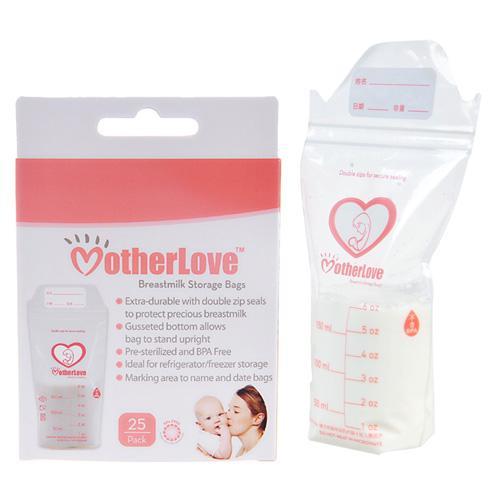 Sell Breastmilk storage bags,Double zipper storage bags