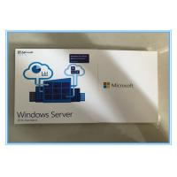 Wholesale Full Sealed Retail Box MS 10 CLT Windows Server 2016 Standard Edition from china suppliers