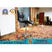 Wholesale Anti -  Ultraviolet Casino Gaming Chairs  ,  Modern Mini Fixed Armrest Lifting Rotary Computer Chair from china suppliers