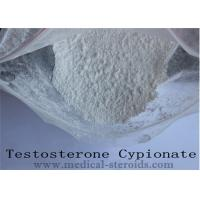 Buy cheap CAS 58-20-8 Muscle Mass Steroid Powders Testosterone Cypionate 99% Assay from wholesalers