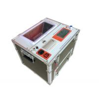 Wholesale 80kv Transformer Tester Automatic Insulating Oil Dielectric Strength Measuring Instruments from china suppliers