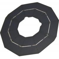 Wholesale Collapsible Fold Up Solar Panels Small PET Lamianted 5V 1.7W Polycrystalline / Monocrystalline from china suppliers