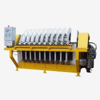 Wholesale Mining 2000 Pp Filter Press Equipment 31500kg High Pressure Resistant from china suppliers