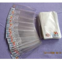 High Transparency BOPP Plastic Bags Resealable Cello Bags For Small items