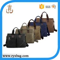 Wholesale Best Canvas Laptop/ Computer Bag from china suppliers