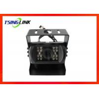 Wholesale 12v Cctv Surveillance Cameras , Wide Angle Bus Truck Rv Car Rear View Camera from china suppliers