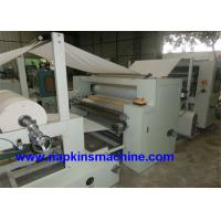 China 240mm Four Lane N Fold Paper Tissue Towel Making Machine 3200 Sheets Per Min on sale