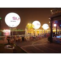 Wholesale White Attractive Inflatable Lighting Balloon from china suppliers
