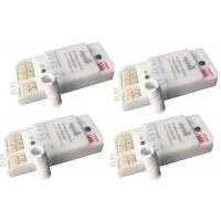 Buy cheap FSK 915MHz 868MHz ETL Microwave Motion Detector RF Wireless Tri Level Dimming from wholesalers