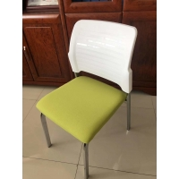 Wholesale EBUNGE Ergonomic Office Chair Multiple Colors Office Guest Visitor Stackable Chair For Meeting Room from china suppliers