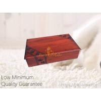 Wholesale Pet Funeral Supply Memorial Gifts Wooden Tribute Carved Paws keepsake box, velvet lining, Small order, Quality Guarantee from china suppliers