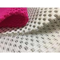 Wholesale Anti - Static Polyester Air Mesh Fabric For Sports Shoes / Suitcases Free Sample from china suppliers