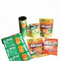 Wholesale Paper Bags/Paper Laminate, Suitable for Snack Food Packaging from china suppliers