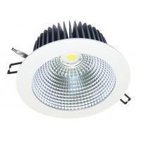 Wholesale 15 Watt 5500K Cob Led Down Light 110mm Aluminum for Bathroom from china suppliers