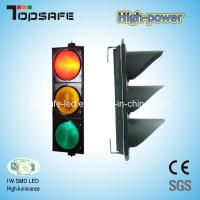 Wholesale 300mm (12 inches) High Power LED Traffic Signal with Tri-Unit (TP-JD300-3-303-HP) from china suppliers