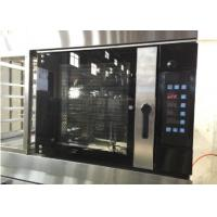 Wholesale 4 Deck Electric Pizza Deck Oven , Combination Hot Air Baking Proofer Ovens from china suppliers